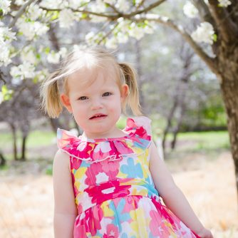 2 year old photography portrait