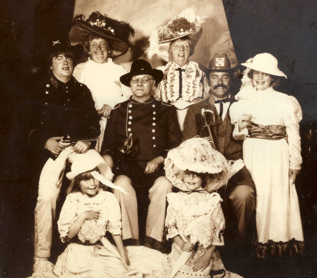 Farr Family_Old Time Photo